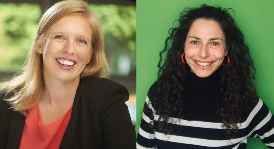 Welcome to our new lecturers, Lucy Blake and Iris Holzleitner!