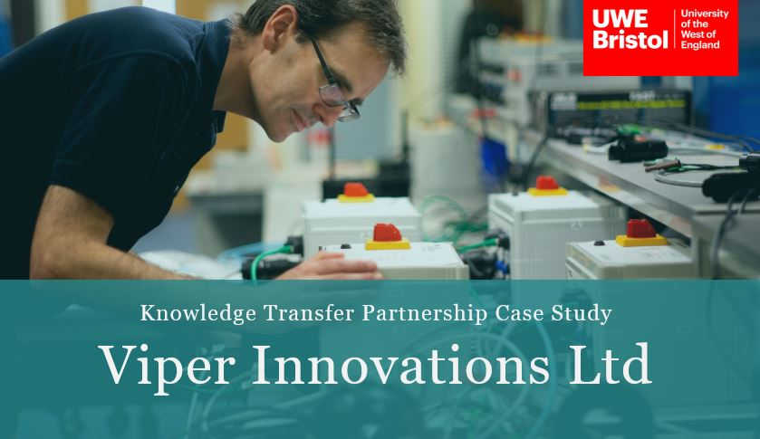 KTP Case Study: Viper Innovations