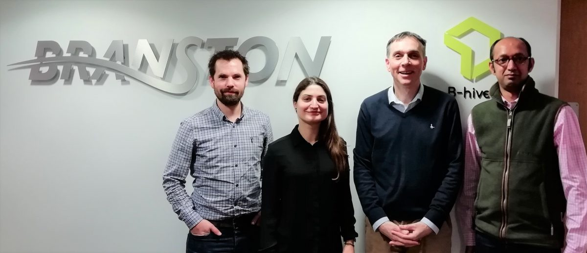 Knowledge Transfer Partnerships: B-hive Innovations Associate Spotlight