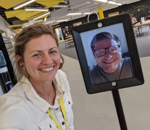 Bristol Robotics Laboratory and Future Space trials Robot Tours