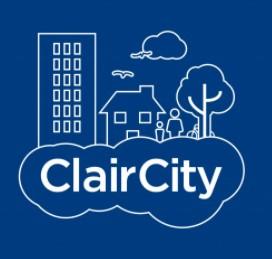 Clair City logo