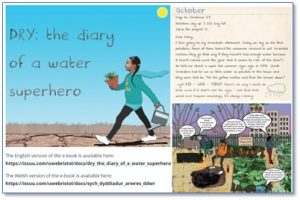 DRY:The Story of a Water Superhero