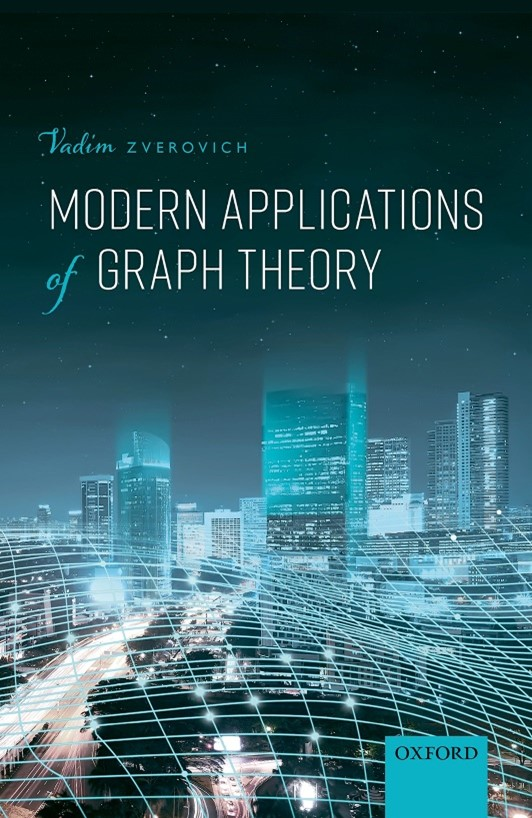 UWE Bristol Scientist publishes book exploring practical applications of graph theory