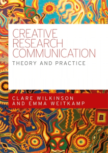 Creative Research Communication book cover