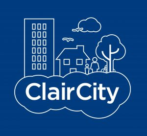 ClairCity project logo