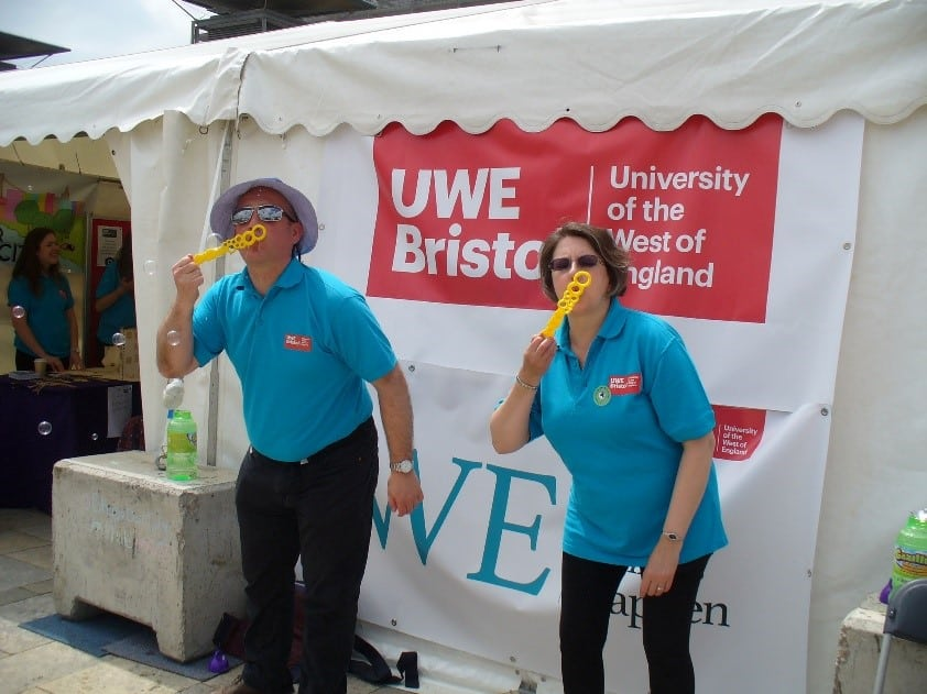 SCU at the Festival of Nature: a celebration shared by staff & students