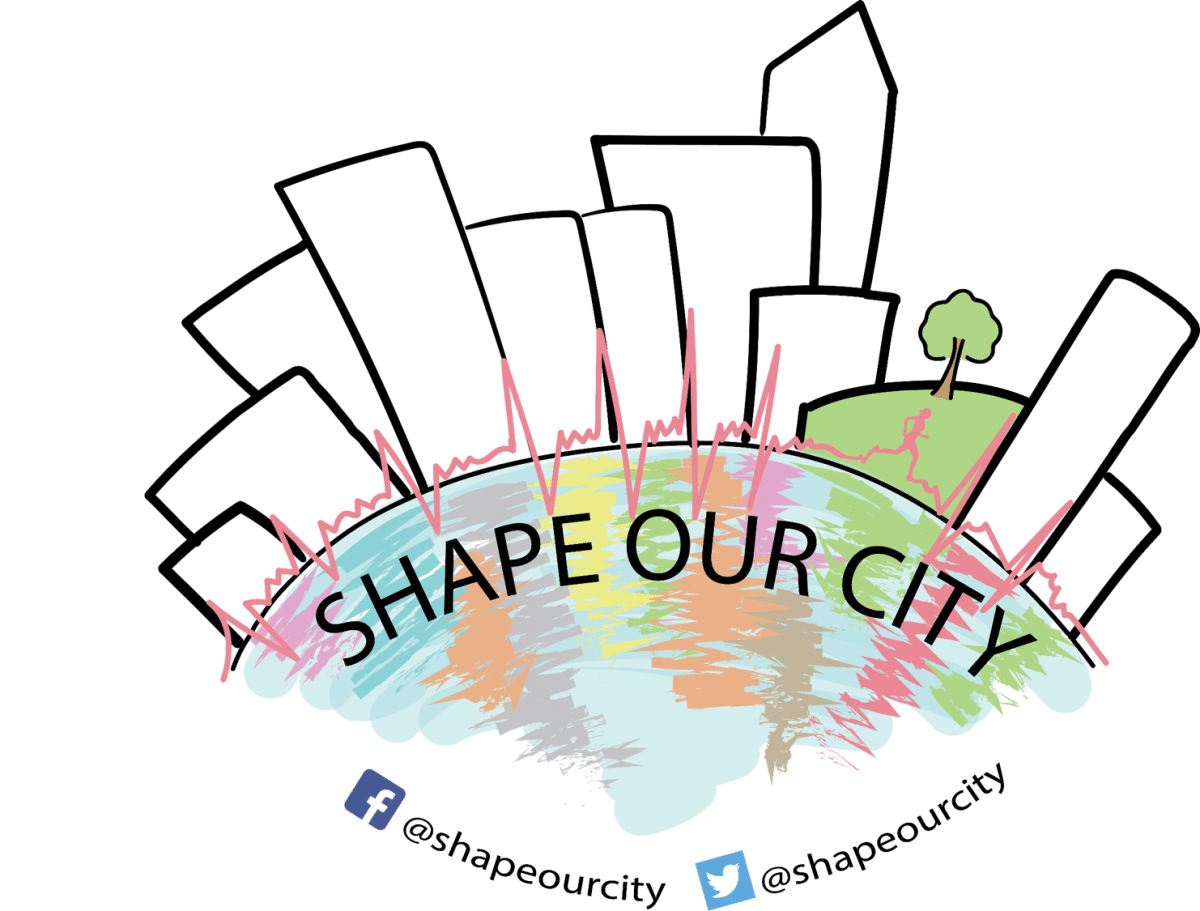 Shape our City creative consultation is launched!