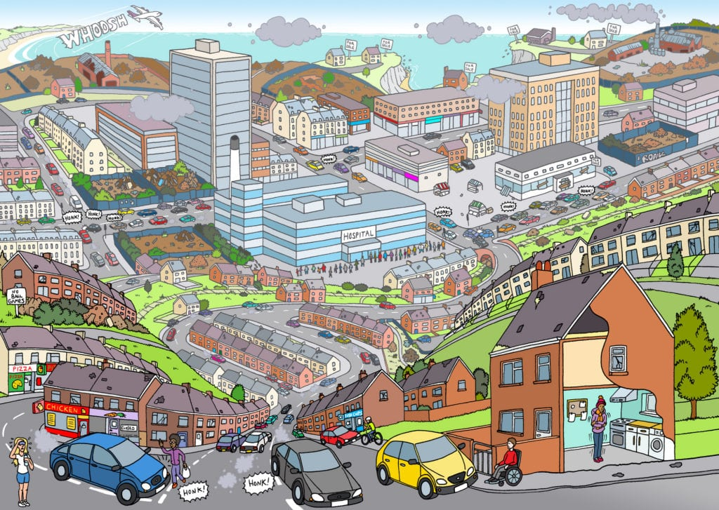 Shape our City, one street at a time