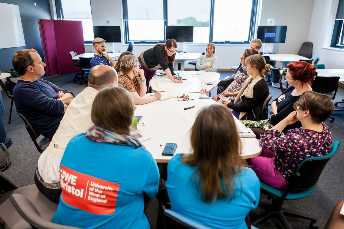 Shaping a Science Communication network for the South-West