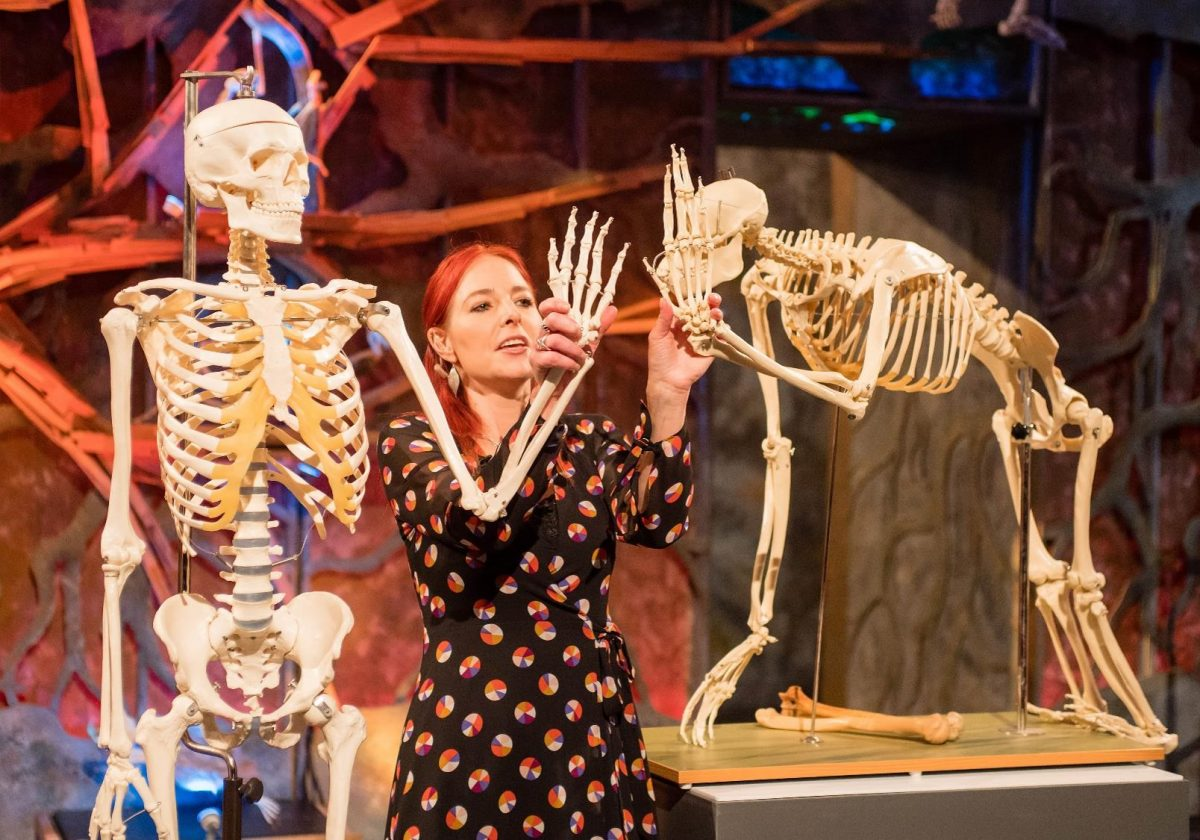 Modernising the iconic Royal Institution Christmas Lectures