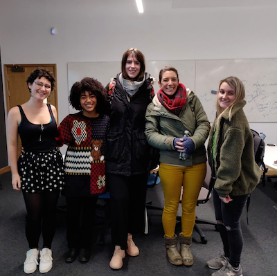 Why creative writing at UWE Bristol is inspirational.