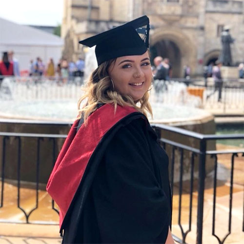 How going straight from undergraduate to postgraduate study at UWE Bristol helped Brodie find career success.