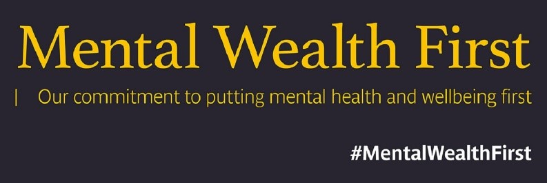 Complete our Mental Wealth Strategy survey