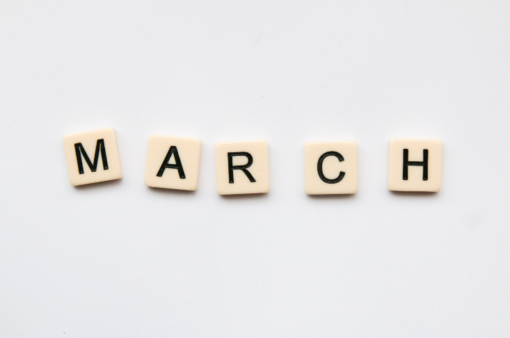 Your March Feel Good focus