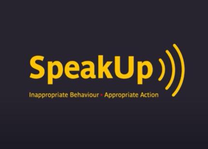 #SpeakUp